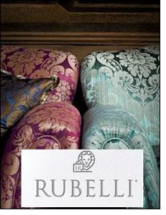 Rubelli | Textiles for furnishing joins INDEX event