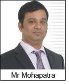 Mr Priyadarshi Mohapatra