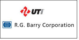R.G. Barry expands deal with UTi Integrated Logistics