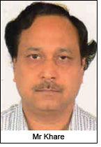 Mr Khare