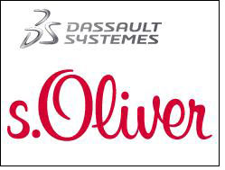 s.Oliver increases garment manufacturing process with 3DS Version 6