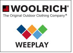 Woolrich-Weeplay tie up for boy's wear