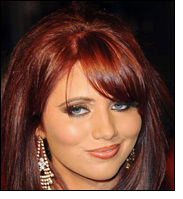 Amy Childs is face of Ultimo's Bra Queen line