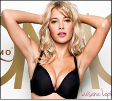 Ultimo unveils Luisana Lopilato as its new face