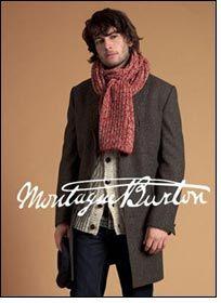 Celebrate Autumn/Winter with Montague Burton collection