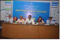 Seminar on 'Innovation in Textile Processing' - grand success