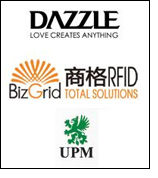 RFID project for Fashion brand DAZZLE