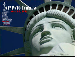 IWTO Congress from 7-9 May in New York