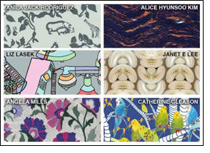 Textile Design Graduation Exhibition at PURC