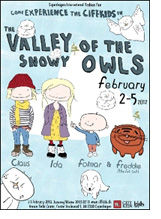 'The Valley of the Snowy Owls' new concept by CIFFKIDS