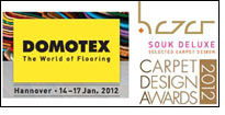 DOMOTEX: New category for artistic rugs established