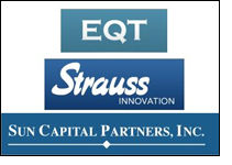 Sun Capital buys Strauss Innovation from EQT