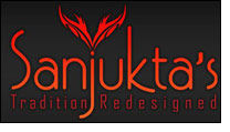 Sanjukta's launches new collection of mekhela sador