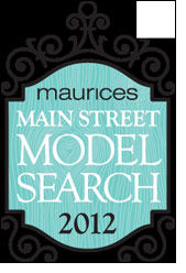maurices Main Street Model search is on