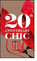 CHIC to celebrate its 20th birthday with 'CHIC! CHIC!'