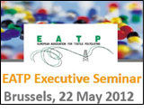 EATP's Executive Seminar to be held on May 22 in Brussels