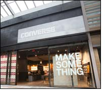 Converse opens New Jersey's largest store