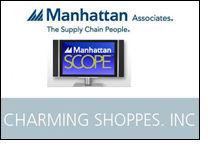 Charming Shoppes picks Manhattan SCOPE portfolio