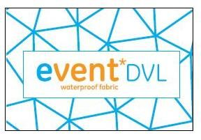 GE introduces eVent DVL technology and fabrics