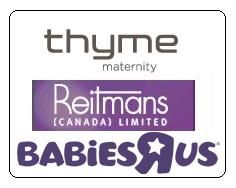 """Reitmans ties up with Babies """"R"""" Us for Thyme Maternity"""