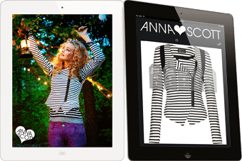 Anna Scott to digitalize sales process with Apps4Fashion
