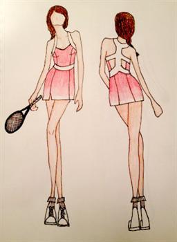 Fila names finalists for Tennis Dress Design contest