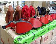 CBP seizes Christian Louboutin's fake women's fashion shoe