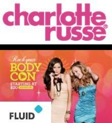 Fluid Inc designs new Facebook store for Charlotte Russe
