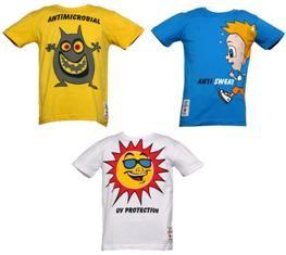 Gini & Jony launches unique health series T-shirts