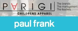 Paul Frank partners with Parigi Group for kidswear