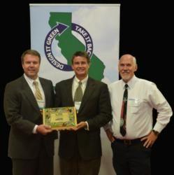 Tuftex honors with an Arrow Award