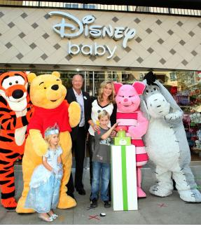 First Disney Baby Store arrives in Glendale, California