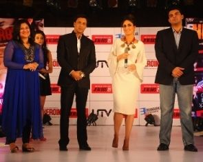 Kareena Kapoor launches 'Heroine Collection' by Jealous 21