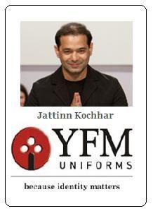 Jattinn Kochhar to create trendy uniforms for YFM