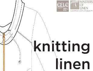 New textile developments now possible with Knitting Linen