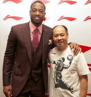 Li-Ning & NBA star Dwyane Wade launch new apparel brand