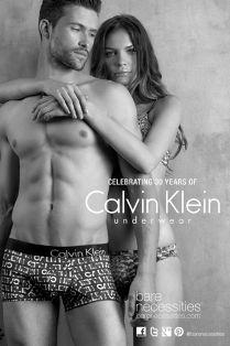 Bare Necessities celebrates 30 years of Calvin Klein