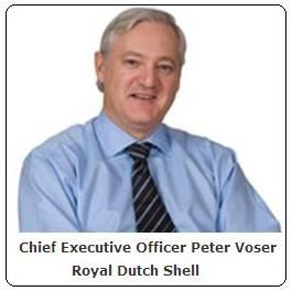Shell makes progress in difficult industry environment