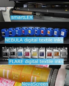 Stovec to show intelligent digital textile process at ITME