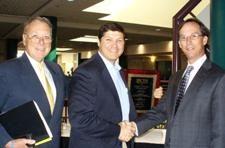 Mohawk's Joe Foye bags Smrekar award at CRI meeting
