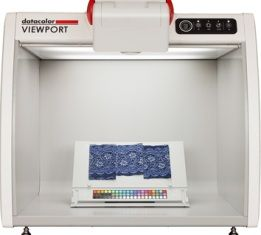 Datacolor Viewport captures color-accurate fabric images