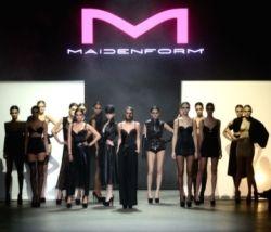 Maidenform's campaign embraces art & beauty of female form