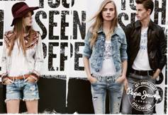 Denim brand Pepe Jeans London releases S/S campaign