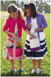 Lands' End launches new kids collection for Easter