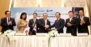 PTT & Pertamina sign deal for $4bn petrochemical complex