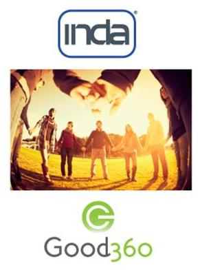 INDA Partners with Good360 in Product Philanthropy Initiative