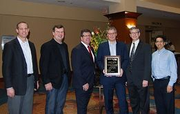 Glatfelter bags Nonwovens Supplier Excellence award