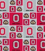 Jo-Ann launches fabric line for Ohio State University