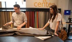 Interior designer to redesign lofts with Sunbrella Fabrics