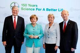 Bayer celebrates 150th anniversary